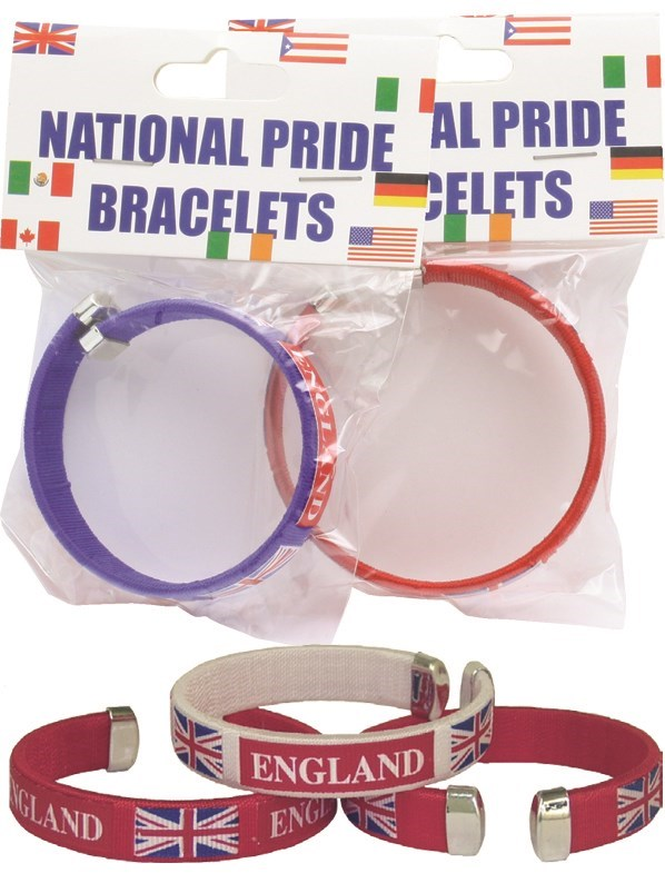 Carded England Bracelet