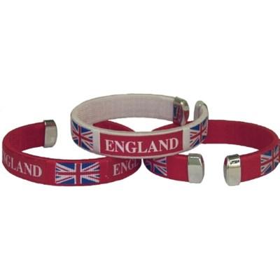 National Pride Bracelet - England