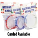 National Pride Bracelet - Puerto Rico