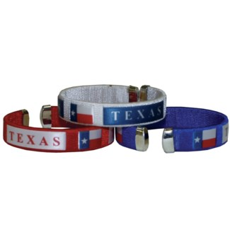 National Pride Bracelet - Texas