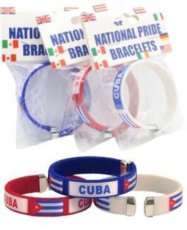 Carded Cuba Bracelet