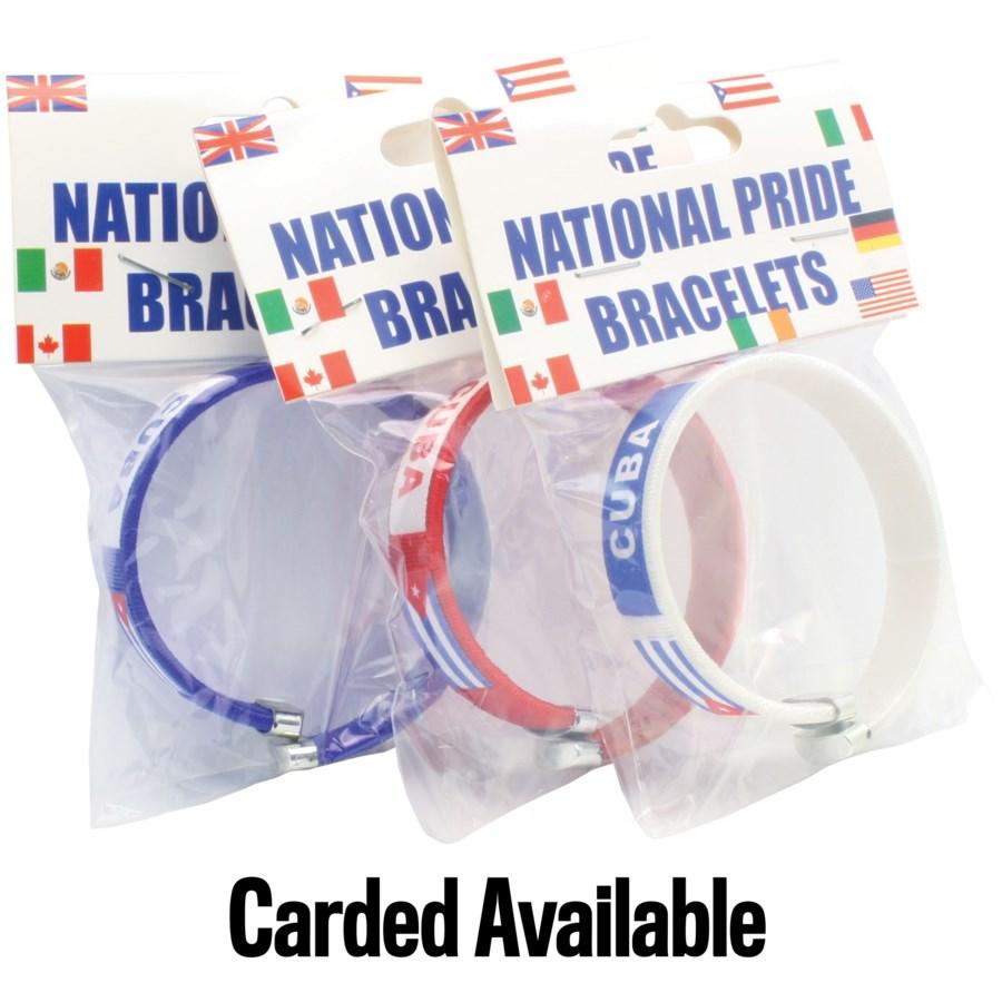 National Pride Bracelet - Cuba