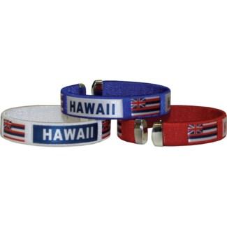 National Pride Bracelet - Hawaii