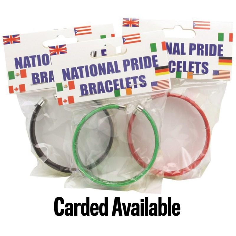 National Pride Bracelet - Africa