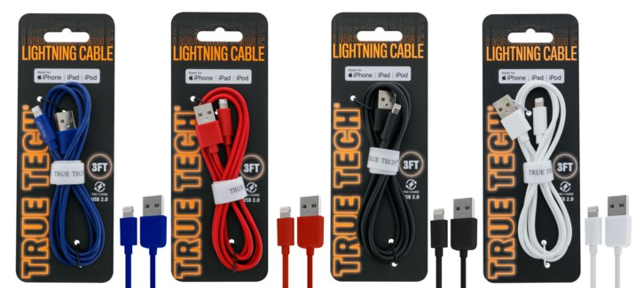 Lightning Cable Sync + Charge