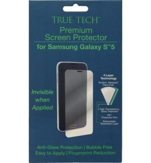 Premium Screen Protector for Samsung Galaxy S5