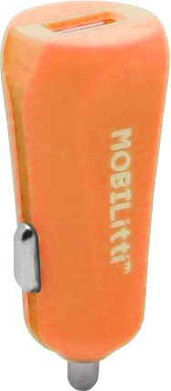 Mobilitti 1 Amp Bullet Car Charger