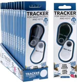 Tracker for Smartphones and Keys - 2 PACK