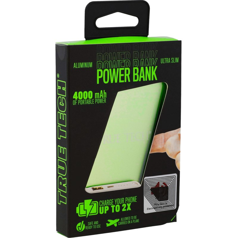 Ultra Slim Power Bank (4000mAh)