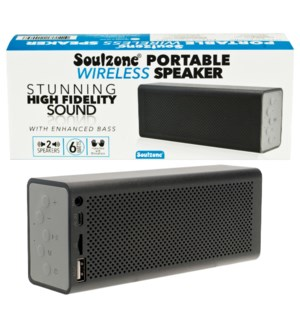 Soulzone Wireless Speaker