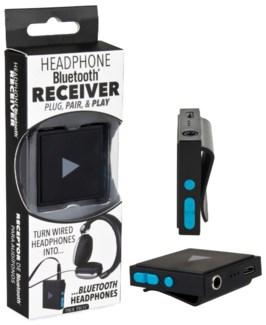 Headphone Bluetooth® Wireless Receiver