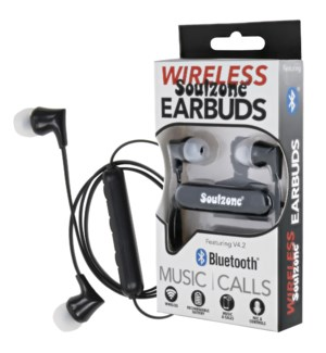 Bluetooth® Wireless Earbuds