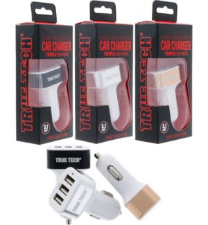 3.1 Amp USB Car Charger