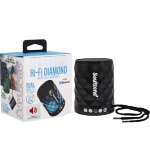 Hi-Fi Diamond Speaker