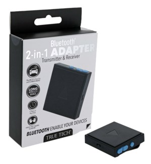 Bluetooth® 2-in-1 Adapter