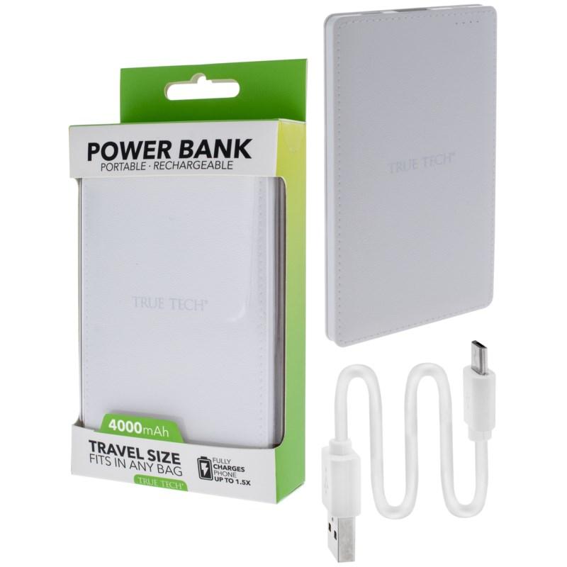 4000 mAh Power Bank