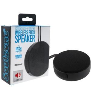 Wireless Puck Speaker