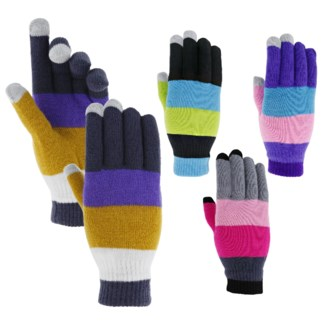 Multicolored True Gear Touch Gloves®