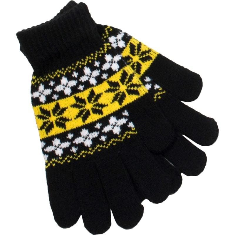 Gloves Black/Gold/White - Stadium Series