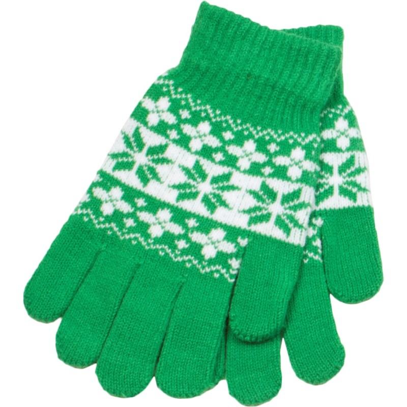 Gloves Green/White - Stadium Series