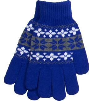 Gloves Blue/Gray/White - Stadium Series