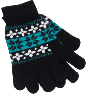 Gloves Blue/White/Black - Stadium Series