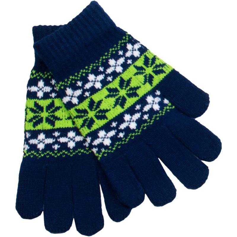Gloves Blue/Green/White - Stadium Series