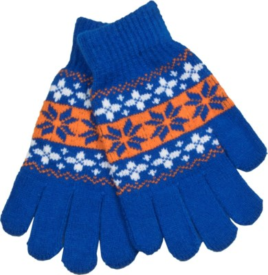 Gloves Blue/Orange/White - Stadium Series
