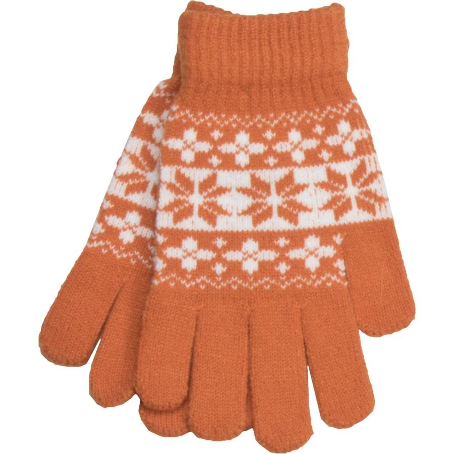 Gloves Burnt Orange/White - Stadium Series