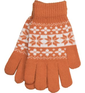 Gloves Burnt Orange/White - Stadium Series