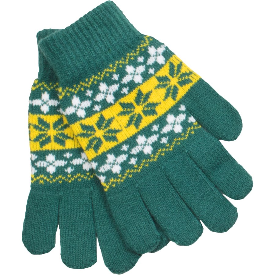 Gloves Green/Gold/White - Stadium Series