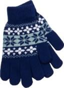 Gloves Navy/White/Gray - Stadium Series