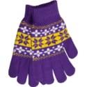 Gloves Purple/Gold/White - Stadium Series