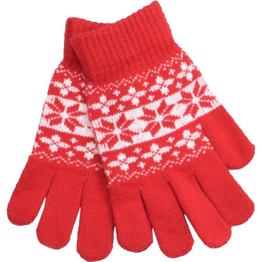 Gloves Red/White - Stadium Series
