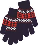 Gloves Navy/Red/White - Stadium Series