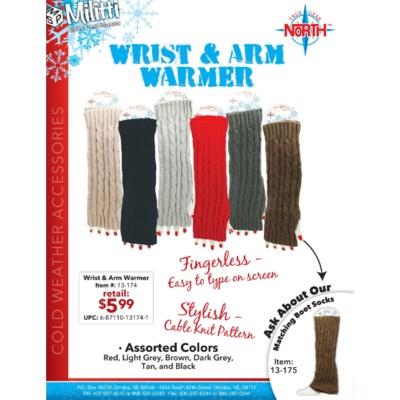Wrist & Arm Warmers