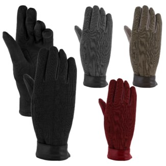Gloves with Pattern