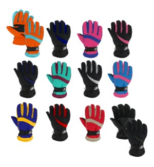 Kid's Ski Gloves