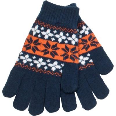Gloves Navy/Orange/White - Stadium Series