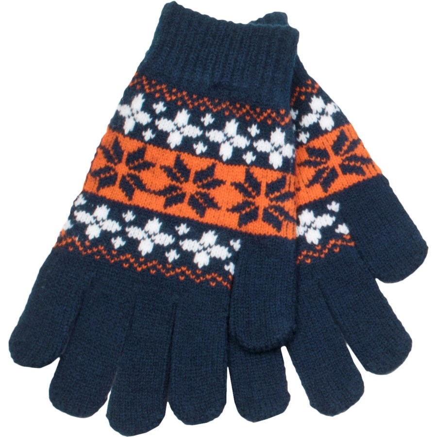 Gloves Navy/Orange/White - Stadium Series