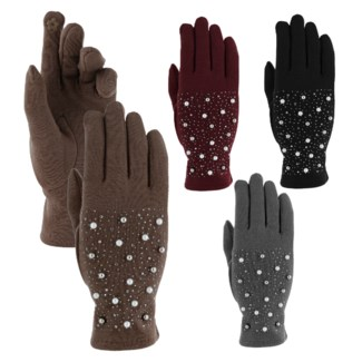 Pearl Texting Gloves