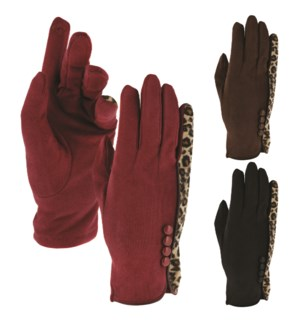 Texting Gloves - Animal Accent