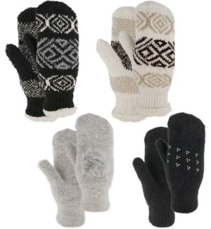 Fashion Mittens