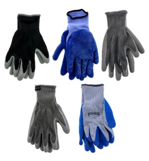 Heavy Duty Coated Work Gloves