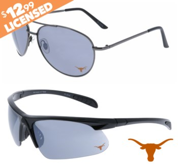 Texas NCAA Sunglasses Promo