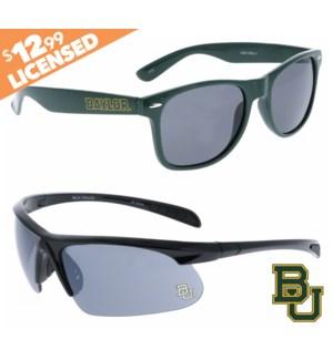 NCAA® Sunglasses Promo  - Baylor