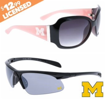 NCAA Sunglasses Promo  - Michigan