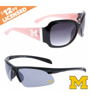 NCAA® Sunglasses Promo  - Michigan