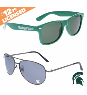 NCAA® Sunglasses Promo  - Michigan State