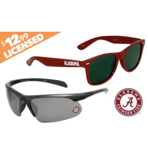 NCAA® Sunglasses Promo - Alabama